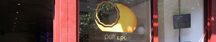 photo of puff & pao store